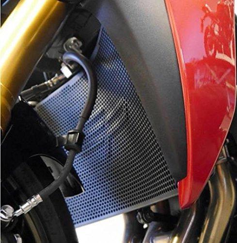 Bun001979 Evotech Performance Suzuki GSX-S1000//F//ABS Radiator Guard Years 2015 to 2018