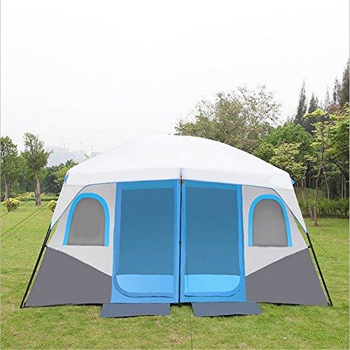 フォアマン算術無実2つの寝室、1つのホール、大きなテントで屋外キャンプに適しています。