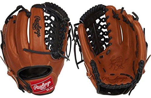 Rawlings PRO314-4GBB 11.5'' Heart Of The Hide Infield / Pitcher Baseball Glove by Rawlings