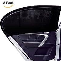 DOGOO Universal Fit Car Side Window Sun Shade,Blocking over 98% of Harmful UV...