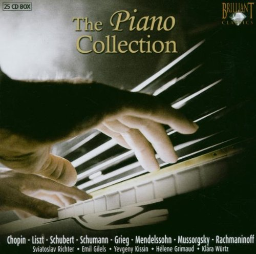 Ballads Sets Piano - Piano Collection