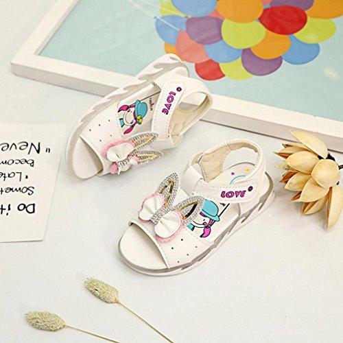 Lässige Licht Bogen﹜Baby Schuhe Turnschuhe Frühling� Bowknot Mode Sandalen Weiß Weiche Flache Mädchen﹛Hasenohren Und 5T﹜Kinder Sommer 3 Tanzschuhe Mode Kristall T TPulling Schuhe CH7qwz