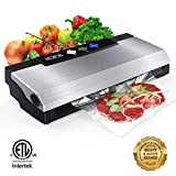 Best Vacuum Sealers - Vacuum Sealer,Koios 4-in-1 Automatic Food Saver with Cutter Review