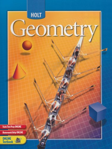 Holt Geometry Textbook - Student Edition