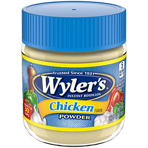 Wyler's Chicken Bouillon Powder (3.75 oz Jar)