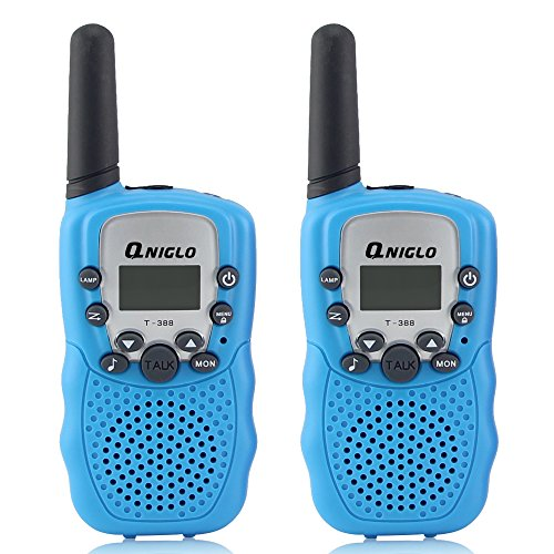 Crony T-388 FRS and GMRS Band 3KM Small Walkie ...