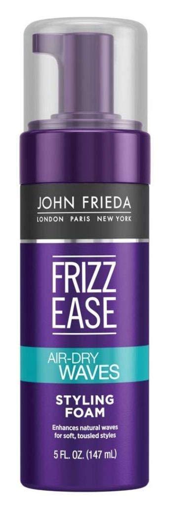John Frieda Frizz Ease Dream Air-Dry Waves Style Foam 5oz (3 Pack)