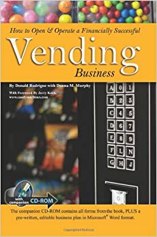 Book How to Open & Operate a Financially Successful Vending Business