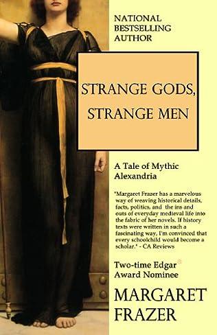 book cover of Strange Gods, Strange Men