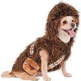 Rubies Costume Star Wars Chewbacca Hoodie Pet Costume, Small