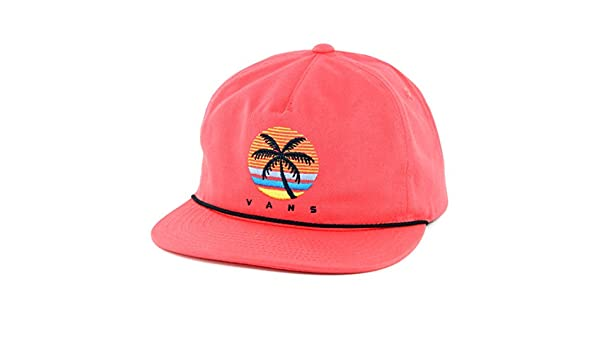 99968b64fe0 Vans Crofton Snapback Hat (Dubarry) Men s Unstructured Palm Tree Skate Cap   Amazon.ca  Clothing   Accessories
