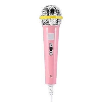 Con De micrófono Eboxer Conexión Musical Micrófono Infantil Juguete WrxCBQdeo