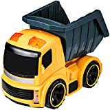 Dump Truck Construction Vehicle Construction Truck Kids Trucks with Lights and Sounds by Dragon Too