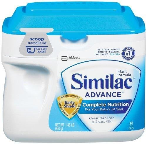 Shield Powder (Similac Advance Early Shield, Formula, Powder, 23.20 Oz)