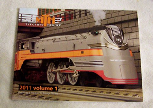MTH Electric Trains catalog 2011 V1 RailKing Premier O-Gauge