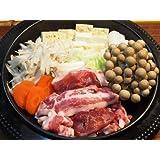 奥津軽いのしし肉 ぼたん鍋セット(3~4人前)