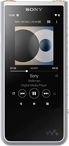 ソニー SONY ウォークマン 64GB ZXシリーズ NW-ZX507 : ハイレゾ対応 高音質設計 / bluetooth / android搭載 / microSD対応 タッチパネル搭載 最大20時間連続再生 シルバー NW-ZX507 S