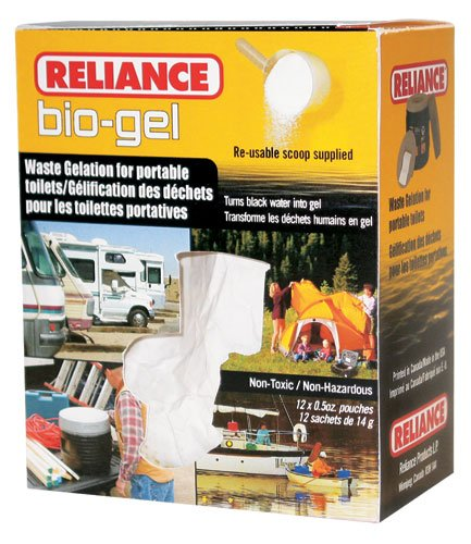 Reliance Products Bio-Gel Waste Gelation (12 Ounces) by Reliance Products