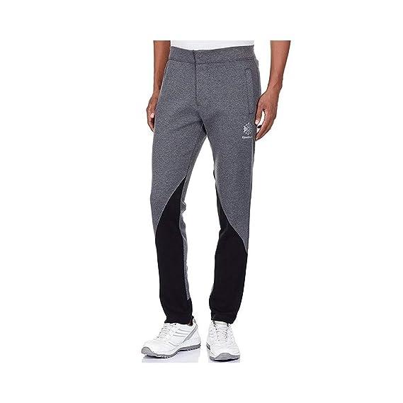 Et Pantalon Reebok HommeVêtements 90 Accessoires Pant Gris shtCxrQd