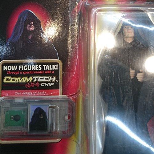 Star Wars Episode 1 Comtech figure Darth Sidious