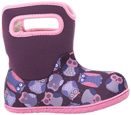 Boot Bogs Penguins Classic Purple Snow Winter Baby UnOH4aWR