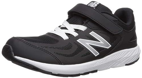 ef1e50684f705 New Balance Girls 519v1 Hook and Loop Running Shoe: New Balance ...