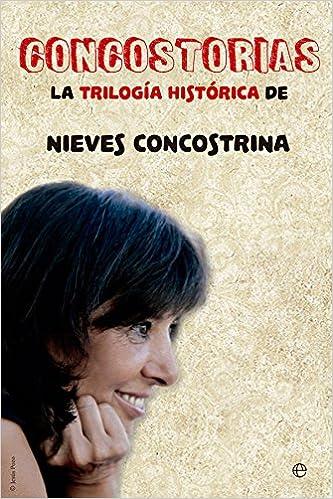 Book's Cover of Concostorias (Español) Tapa blanda – 1 diciembre 2017