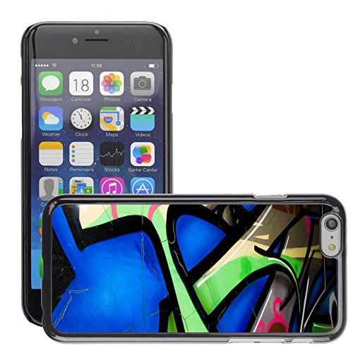 Hülle Case Schutzhülle Cover Premium Case // V00002292 Graffiti // Apple iPhone 6 6S 6G PLUS 5.5""