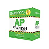 Barron's AP Spanish Flash Cards, 2nd Edition