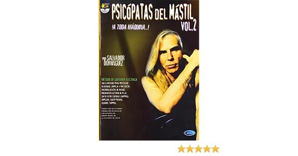 PSICOPATAS DEL MASTIL V.2+2CD Carisch Music Lab Spagna: Amazon.es ...