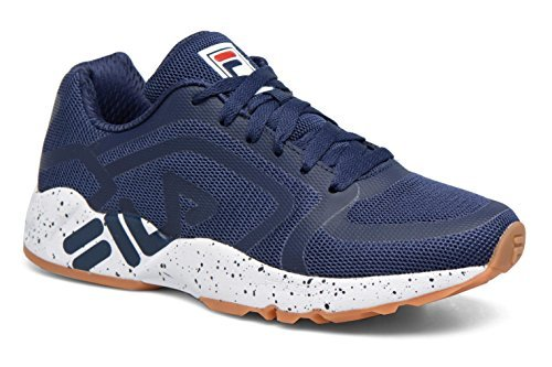 Fila Men's Mind Bender Fitness Shoes Fila Navy / White / Gum