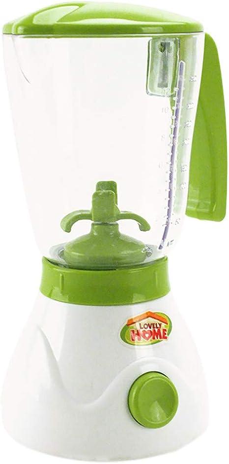 Gbell Mini cocina hogar electrodomésticos juguetes de juegos para niños, Home cafetera eléctrica de hierro microondas
