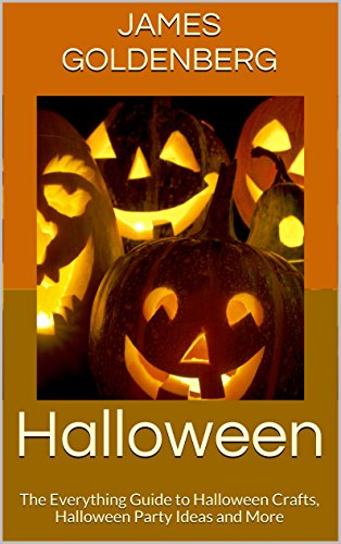 Halloween: The Everything Guide to Halloween Crafts, Halloween Party Ideas and More]()
