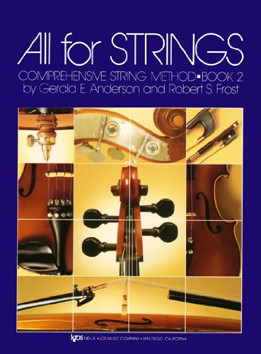 All for Strings : Comprehensive String Method (vol. 2 -Score)