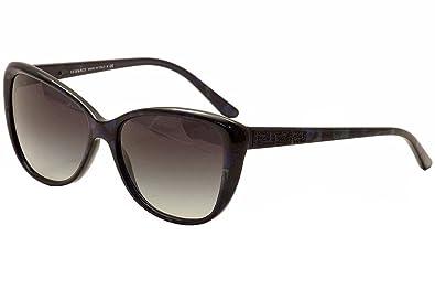 Amazon.com: Versace 4264 51278 G marmoleado, color negro y ...