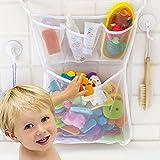 XY-GESC Baby Bath Bathtub Bathroom Toy Mesh Net Storage Bag Organizer Holder Caddy