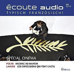 Écoute audio - Spécial cinéma. 05/2015