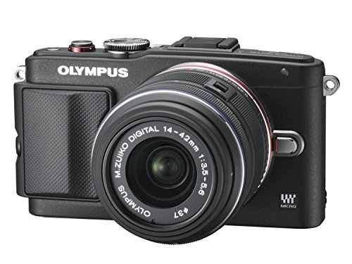 Olympus E PL6 Digital Camera 14 42mm product image