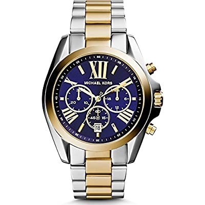 Michael Kors Watches Bradshaw Chronograph Stainless Steel Watch