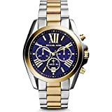 Image of Michael Kors Watches Bradshaw Chronograph Stainless Steel Watch