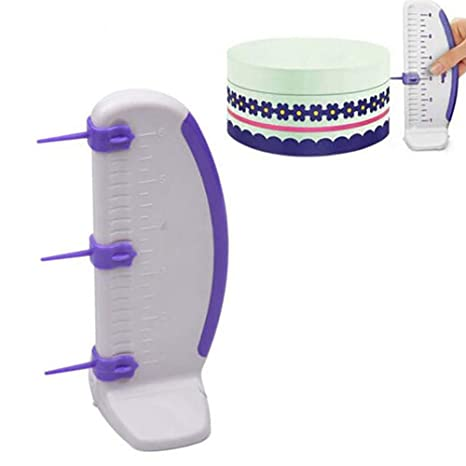 Amazon.com: Gotian - Moldes de plástico para decoración de ...