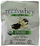 Tera's Whey - Organic Whey Protein Packet Bourbon Vanilla - 1 oz.