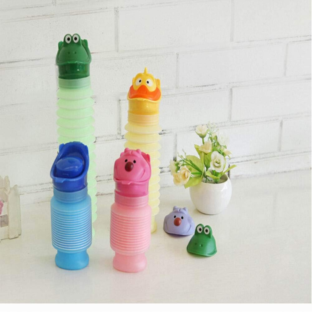 Auto-Urinflasche Delleu Tragbarer Kinder-Urin-Baby-Urin-Baby-Eimer Notfall-Urinflasche