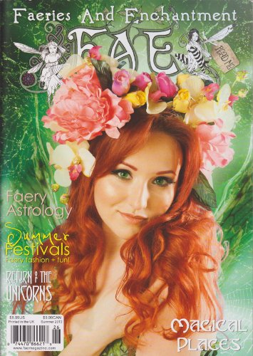 Faeries and Enchantment Magazine Summer 2013