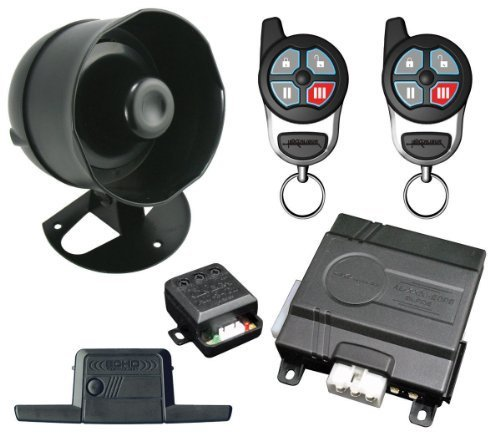 Excalibur AL-1750-EDPB 2-Way Security and Remote Start System (Starter Car Excalibur)