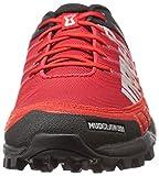 Inov-8 Mudclaw 300-U, Black/Red, 7.5 C US