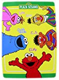 Sesame Street Elmo - Large 6ft x 4ft AREA RUG - Kids Room Floor Accent