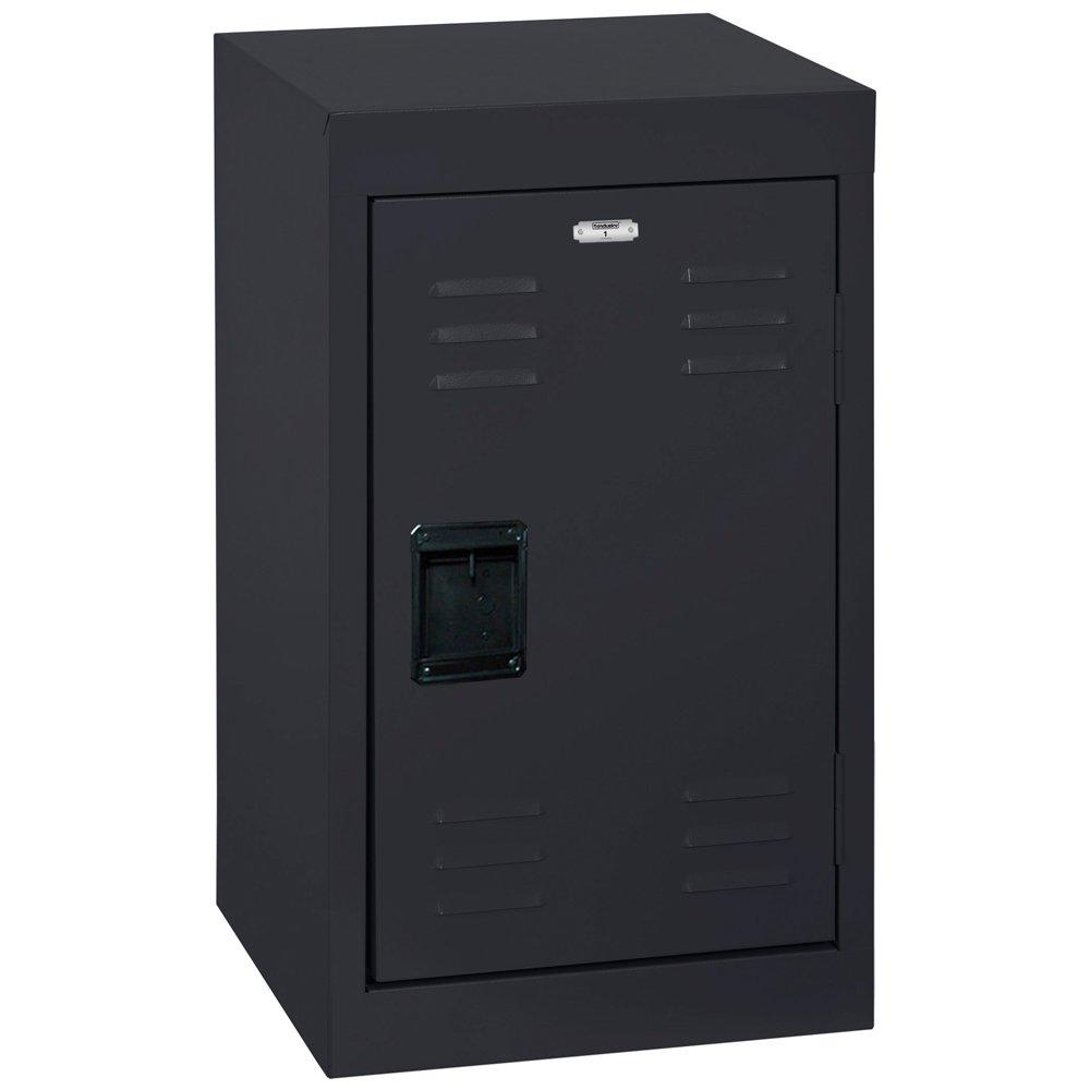 Sandusky Lee Kids Locker, LF1B151524-09 Single Tier Welded Steel Locker, 24'' by Sandusky