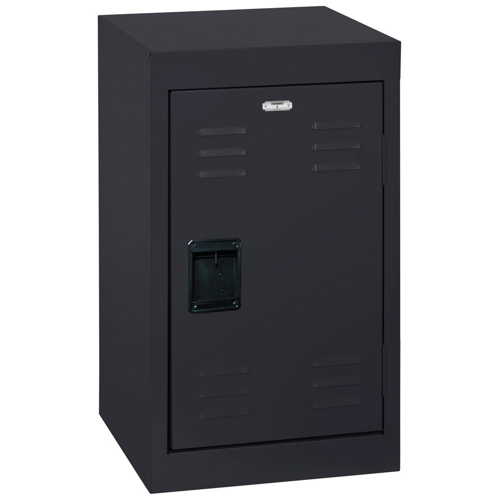 Sandusky Lee Kids Locker, LF1B151524-09 Single Tier Welded Steel Locker, 24''