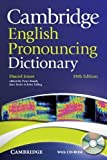 Cambridge English Pronouncing Dictionary with CD-ROM 18th (eighteenth) Review and Comparison